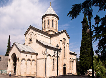 کلیسا کاشوتی تفلیس ( Kashveti Church )