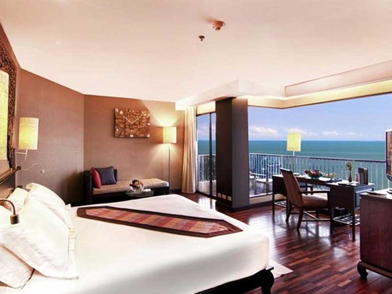 هتل Garden Cliff Resort Pattaya