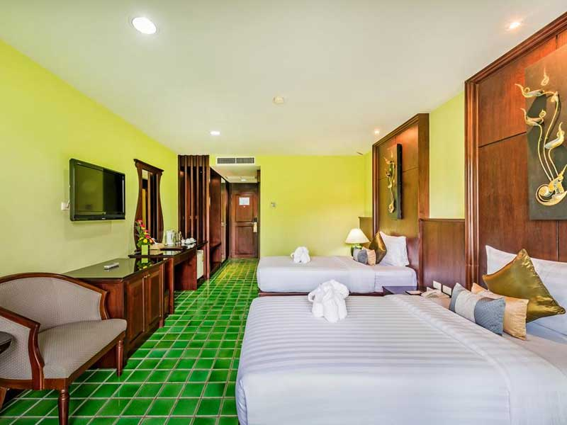 hotel Duangjitt Resort and Spa Patong Beach Phuket